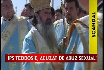 IPS Teodosie, acuzat ca a abuzat sexual un minor. Detalii socante!VIDEO