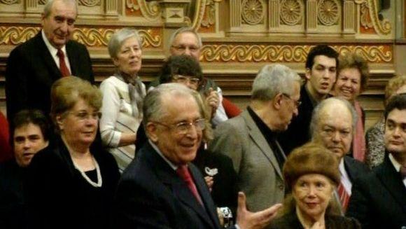 DE CE a lipsit Ion Iliescu de la cea mai mare petrecere data in cinstea lui