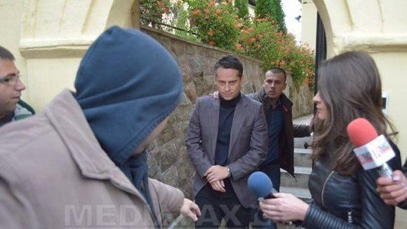 """Andrei Hrebenciuc, fiul lui Viorel Hrebenciuc, RETINUT de procurorii DNA in """"Dosarul retrocedarilor"""""""