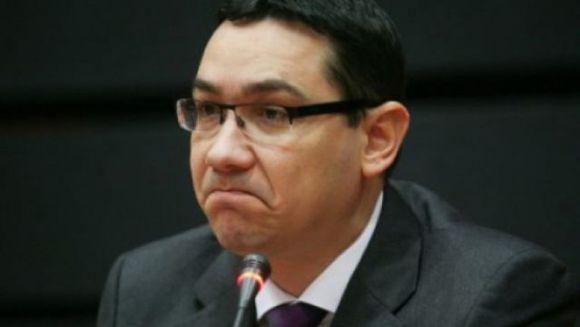 Premierul Victor Ponta RENUNTA la titlul de doctorat