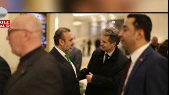 Presedintele Turciei, Recep Tayyip Erdogan, se afla intr-o vizita oficiala in Romania: mai multi afaceristi turci care au investit in Romania au fost prezenti la sosirea sefului de stat turc!