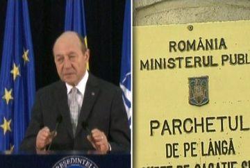 Traian Basescu scapa de acuzatia de santaj in dosarul cu senatorul Gabriela Firea