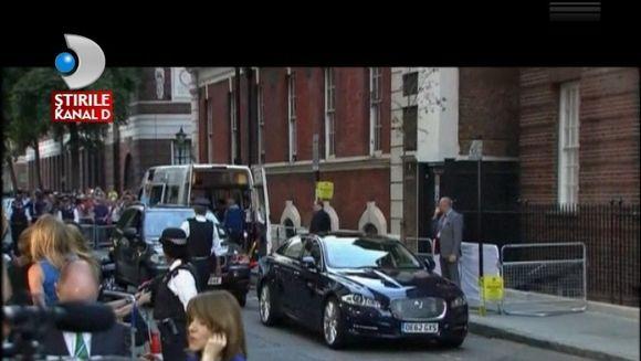 Ducesa si Ducele de Cambridge nu vor bona pentru micul print! VIDEO