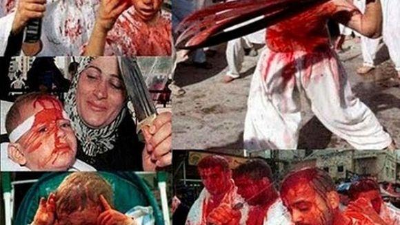 TERIFIANT! Cele mai controversate ritualuri din lume care inca se mai practica GALERIE FOTO