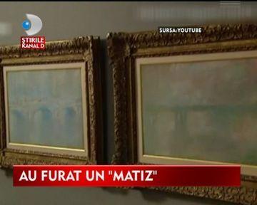 DECLARATII SOCANTE! Suspectii in cazul furtului de tablouri nici nu au auzit de autorii celebrelor picturi VIDEO