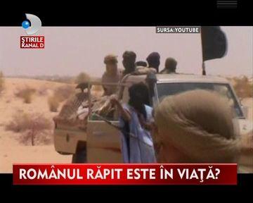 Situatie NECLARA in cazul romanului rapit in Algeria VIDEO