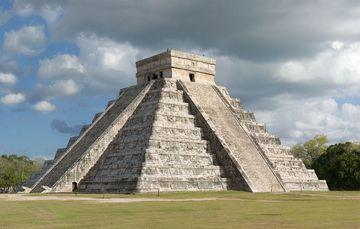 APOCALIPSA. Au inceput ceremoniile pentru sfarsitul calendarului mayas