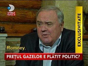 Cum a ajuns Romania sa plateasca cel mai mare pret la gaze din Europa? Alexander Kondyakov, interviu IN EXCLUSIVITATE pentru Stirile Kanal D VIDEO