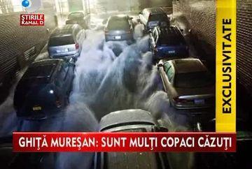 Uraganul Sandy a facut PRAPAD in SUA! Romanii aflati la fata locului fac marturisiri SOCANTE VIDEO