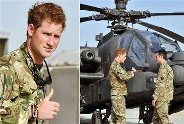 Printul Harry, PRINCIPALA TINTA a atacurilor teroriste din Afganistan