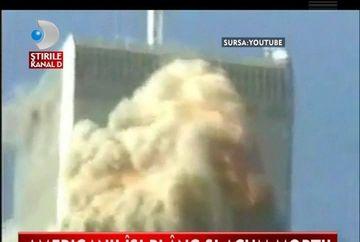 Statele Unite comemoreaza 11 ani de la ATENTATELE 9/11 VIDEO