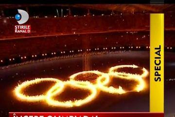 Londra a dat startul Jocurilor Olimpice 2012! VIDEO