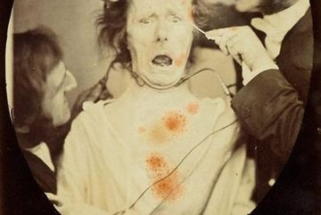 IMAGINI SOCANTE! Charles Darwin facea experimente PE VIU GALERIE FOTO