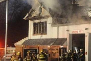 Culmea ironiei! Incendiu la o unitate de pompieri