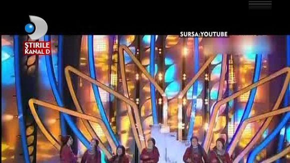 Eurovision 2012. Rusia va fi reprezentata de sase bunicute VIDEO