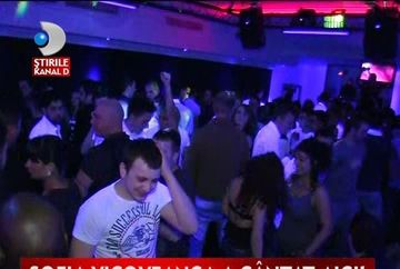 Un club romanesc face ravagii in Londra VIDEO