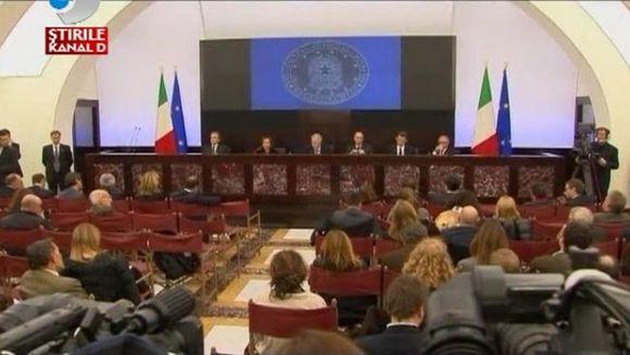 Elsa Fornero, ministru italian, a izbucnit in plans la anuntarea noilor masuri de austeritate VIDEO