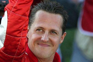 Vesti NOI despre starea lui Michael Schumacher. Este pentru PRIMA DATA cand apropiatii spun asta