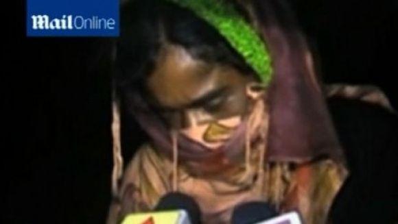 VIDEO Terifiant! O femeie a fost condamnata de judecatori sa fie violata de 13 barbati