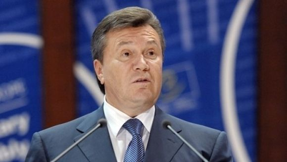 """VIDEO! Ianukovici: """"NU intentionez sa imi dau demisia"""". Parlamentul a votat DEMITEREA presedintelui si alegeri ANTICIPATE pe 25 mai"""