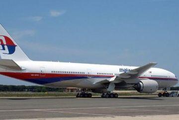 Cazul zborului MH370: IMAGINI cu avionul disparut