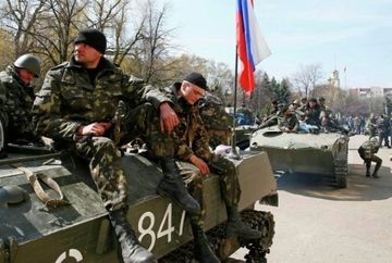 ZI NEAGRA pentru Ucraina: Circa 1.200 de militari ucraineni si 200 de militanti prorusi au murit la Slaviansk