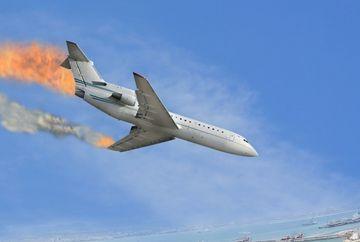 Un avion cu 48 de persoane la bord S-A PRABUSIT. Nu exista supravietuitori!