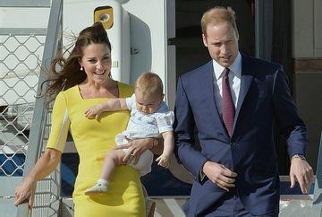 E OFICIAL. Printesa Kate Middleton e INSARCINATA cu al doilea copil al cuplului regal
