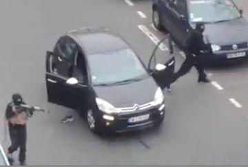 Un nou ATAC cu arme in regiunea pariziana! Doi politisti sunt raniti