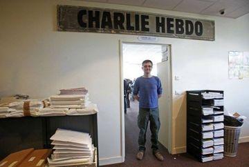 Cum va arata numarul de maine al saptamanalului Charlie Hebdo, primul dupa atentatele teroriste! Profetul Mahomed este pe coperta!