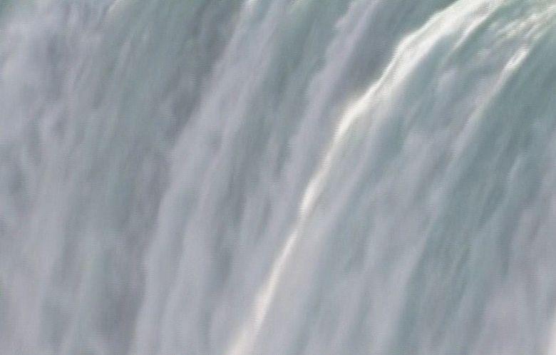 America se tranforma intr-un taram de gheata! Pana si Cascada Niagara a inghetat