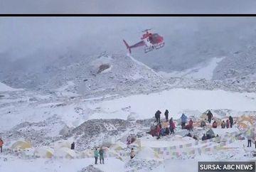 Cei patru alpinisti romani din Nepal sunt asteptati cu sufletul la gura sa se intoarca acasa!