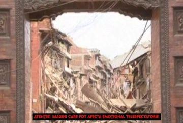 Cel mai recent bilant al tragediei din Nepal depaseste 4.300 de morti, iar numarul ranitilor ajunge la aproape 8 mii!