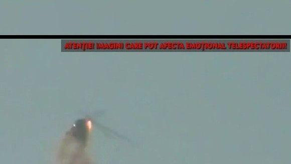 Talibanii pakistanezi au revendicat doborarea elicopterulu in care se afla premierul pakistanez!