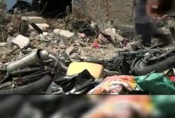 Un nou cutremur devastator a lovit Nepalul in aceasta dimineata