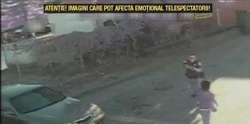 Situatie scapata de sub control in Orasul Baltimore din statul Maryland! O camera de supraveghere a surprins un politist cum ameninta un tanar de culoare