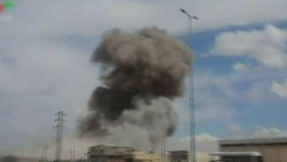 Rusia a inceput bombardamentele in Siria