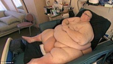 Cel mai gras om din lume si-a gasit sotie! Esti curios sa vezi cum arata aleasa lui?