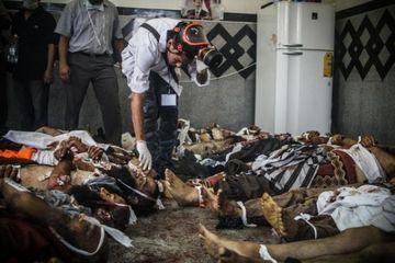 Jihadistii SI au executat peste 500 de prizonieri in Irak