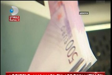Cursul leu – euro a fixat majorarea accizelor VIDEO