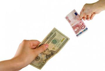 Leul continua deprecierea fata de euro. Cursul BNR, al treilea record consecutiv