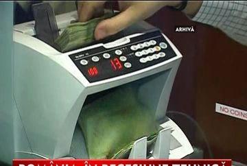 Romania, in recesiune tehnica! VIDEO