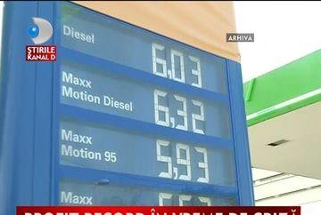 Afla ce companie petroliera a avut incasari record pe timp de criza VIDEO