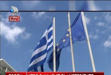 Viitorul Europei se joaca astazi! Grecia a intrat pe ultima suta de metri in cursa pentru salvarea de la faliment