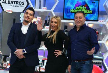 """Cristina Cioran si Vali Vijelie vin la Kanal D! Cele doua vedete fac echipa duminica, la """"Roata Norocului""""!"""