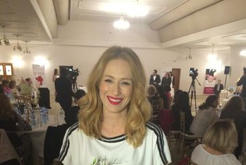 Clara Bomboe, Director de Programe, Strategie si Planificare Kanal D, a primit Premiul pentru Promovarea unui stil de viata sanatos in emisiunile Kanal D
