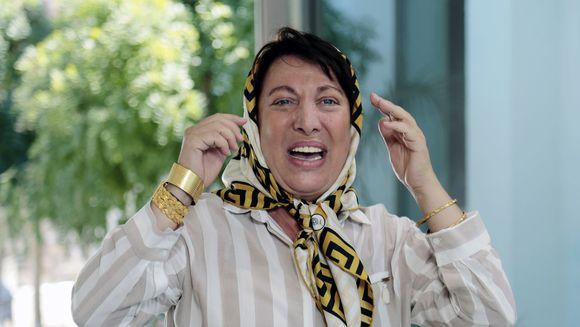 "Oya Basar alias Sultan din serialul ""Bahar: Viata furata"" s-a luptat ani intregi cu cancerul"