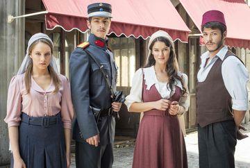 """Serialul """"Patria mea esti tu!"""", peste un milion de fani! Productia a clasat Kanal D pe locul doi in topul audientelor"""