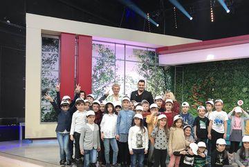"""Kanal D si-a deschis portile pentru sute de copii, in cadrul programului educational """"Scoala Altfel"""""""