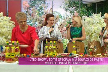 """Teo Show"", editie speciala in a doua zi de Paste. Vedetele intra in competitie!"